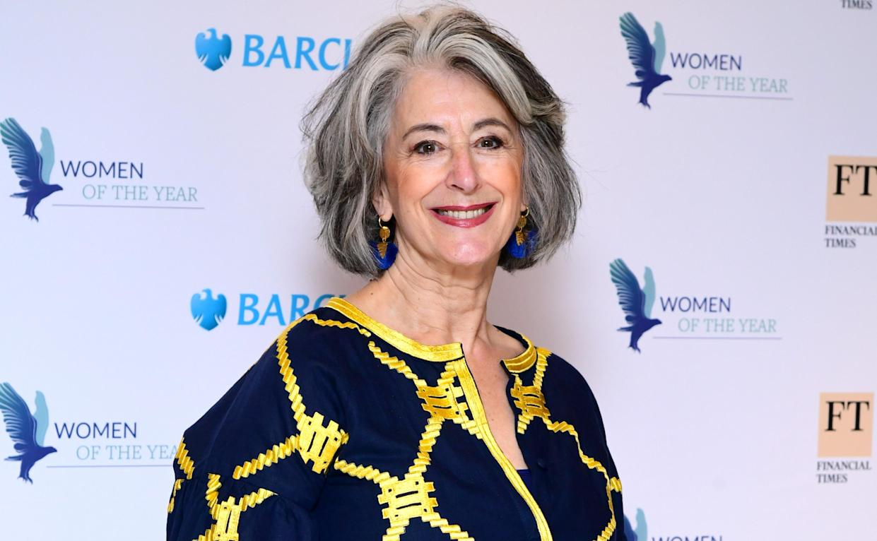 Maureen Lipman refused to watch 'Naked Attraction' for 'Celebrity Gogglebox'. (PA)