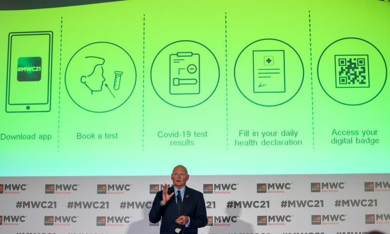 How the Mobile World Congress hopes to reboot conferences post COVID