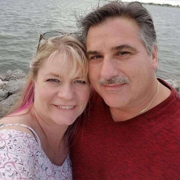 PHOTO: The Priebes say they are trying everyday to get in touch with Florida's labor department to check on the status of their unemployment application.  (Dani and Paul Priebe)