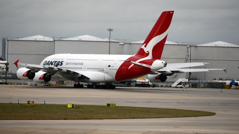 Australian airline Qantas forced to cut services over coronavirus fears