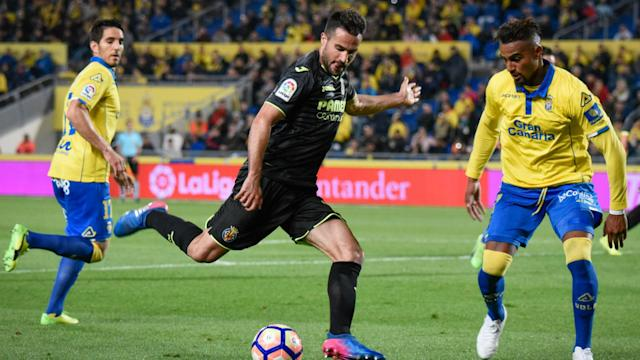 Los Amarillos coach had nothing but praise for the Ghanaian forward following his strike in their 1-0 victory over Villarreal on Saturday