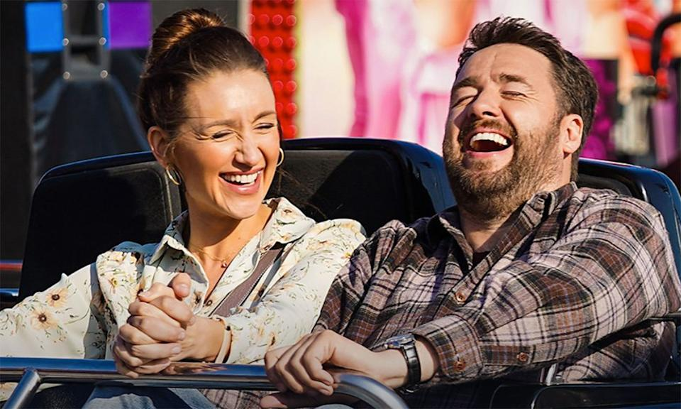 "The BBC comedy had its beginning and end this year as the programme, which starred Catherine Tyldesley and Jason Manford, had just one series before it was announced <a href=""https://www.radiotimes.com/news/tv/2019-11-22/bbc-one-comedy-scarborough-cancelled/"" rel=""nofollow noopener"" target=""_blank"" data-ylk=""slk:it would be its last"" class=""link rapid-noclick-resp"">it would be its last</a>. Cast member Maggie Ollerenshaw, who played character Geraldine, made her disappointment clear <a href=""https://twitter.com/maggieoll/status/1197553533568073728"" rel=""nofollow noopener"" target=""_blank"" data-ylk=""slk:in a tweet"" class=""link rapid-noclick-resp"">in a tweet</a> which read: ""Devastated to hear @Scarborough is not being recommissioned by the BBC. Best tv comedy I've ever been part of & best public response I've ever had to a character I've played."" (BBC)"