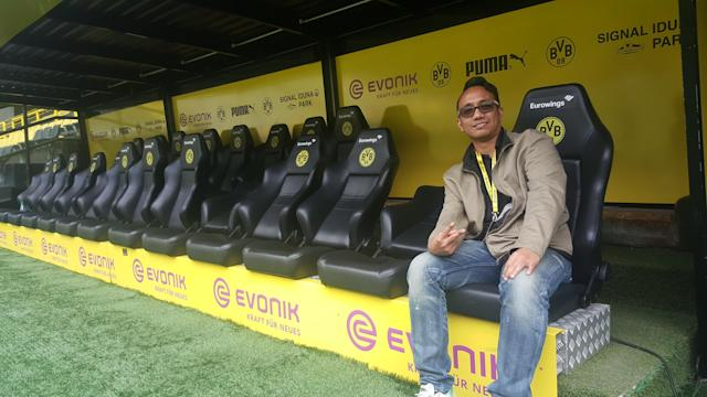 Thanks to an invitation from Bundesliga, Goal Malaysia's Zulhilmi Zainal got to attend the Ruhr derby, and visit Borussia Dortmund last weekend.