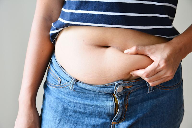 Post menopause, pear-shaped women might be healthier than apple-shaped