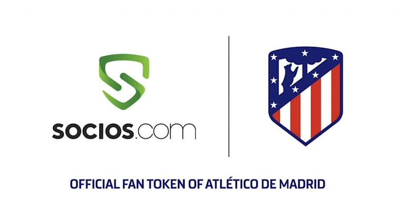 Atlético de Madrid scores with crypto fan token