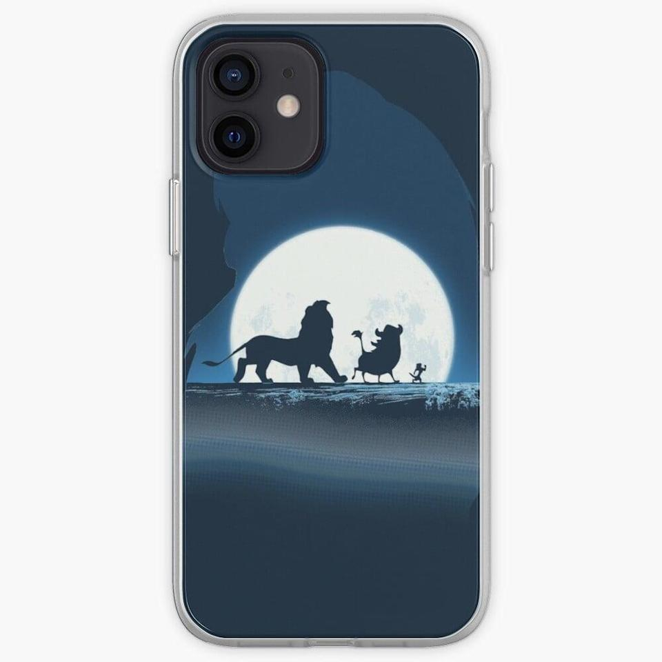 <p>We can't pass up on this iconic <span>Lion King Hakuna Matata Case</span> ($21).</p>