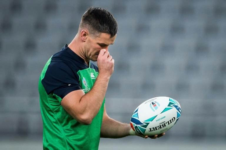 Johnny Sexton says the disappointment of Ireland's Rugby World Cup quarter-final thrashing by New Zealand will remain with him and his team-mates for the rest of their lives