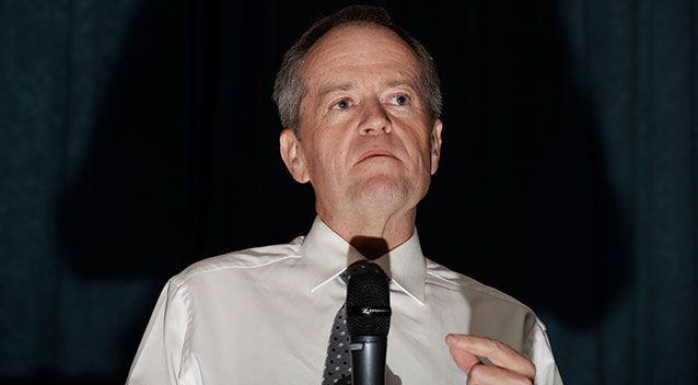 ALP insiders say the party is keeping its report into last year's election under wraps for one reason: Bill Shorten. Source: AAP