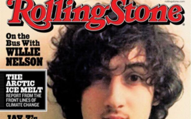 Dzhokhar Tsarnaev Made the Cover of Rolling Stone
