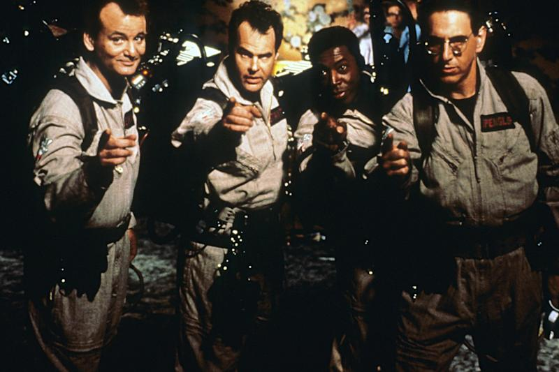 Ghostbusters is headed back to movie theaters for its 35th anniversary