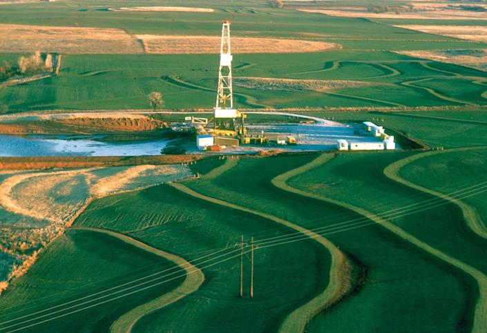 """… and their relationship has observers deeply concerned.<br /><br />Since 2002, Pruitt has received <a href=""""https://www.theguardian.com/us-news/2016/dec/08/scott-pruitt-trump-administration-epa-oil-gas-environment"""" target=""""_blank"""">more than $300,000</a> in contributions from the fossil fuel industry, including from political action committeesconnected to Exxon Mobil, Spectra Energy and Koch Industries. The New York Times reported in 2014 that he and other Republican attorneys general had formed an """"<a href=""""https://www.nytimes.com/2014/12/07/us/politics/energy-firms-in-secretive-alliance-with-attorneys-general.html"""" target=""""_blank"""">unprecedented, secretive alliance</a>"""" with major oil and gas companies to undermine environmental regulations. One of the firms, Oklahoma's Devon Energy,<strong></strong>drafted a letter for Pruitt to send to the EPA in 2011. Pruitt <a href=""""http://www.sierraclub.org/sierra/green-life/meet-scott-pruitt-man-picked-lead-epa"""" target=""""_blank"""">printed the document on state letterhead</a> and sent it off, almost verbatim, to Washington.<br /><br />As attorney general, Pruitt also filed several lawsuits with industry players, including Oklahoma Gas and Electric and the Domestic Energy Producers Alliance, a nonprofit group backed by major oil and gas executives. InMay 2016, Pruitt joined then-Alabama Attorney General Luther Strange in writing an opinion piece defending Exxon Mobil and other energy groups, after the oil giant <a href=""""https://www.bloomberg.com/news/articles/2016-03-30/oklahoma-alabama-support-exxon-mobil-in-ny-led-climate-probe"""" target=""""_blank"""">came under scrutiny</a> for allegedly failing to disclose its internal research on climate change.<br /><br />The Times asked Pruitt in 2014 whether he'd been wrong to send letters to the federal government written by industry lobbyists, or to side with them in litigation. Pruitt was unapologetic. <br /><br />""""The A.G.'s office seeks input from the energy industry to determine real-life h"""