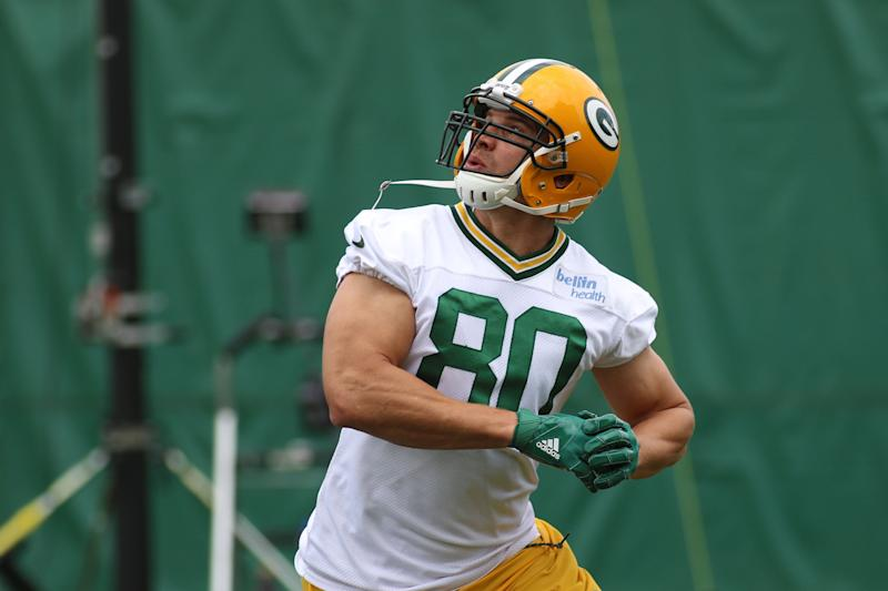 After one of the least-productive seasons in his career, Jimmy Graham is determined to bounce-back this season in Green Bay.