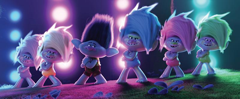 Trolls: World Tour (Credit: Universal)