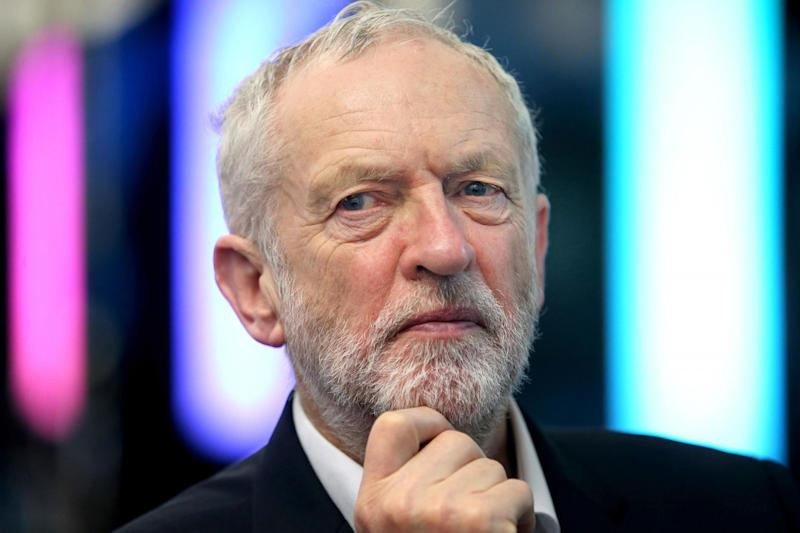 Jeremy Corbyn: 'Bombs won't save lives or bring about peace': PA
