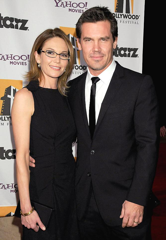 "They don't make the big bucks that Brad and Angie do, and they aren't constantly photographed like TomKat, but Josh Brolin and his lady love Diane Lane are, without a doubt, one of Hollywood's hottest couples. Gregg DeGuire/<a href=""http://www.wireimage.com"" target=""new"">WireImage.com</a> - October 27, 2008"