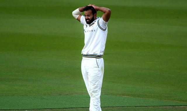 Azeem Rafiq: Ex-Yorkshire cricketer says racism at club left him 'close to suicide'