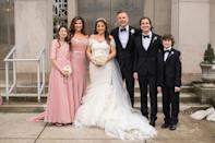 <p>On Feb. 27, Scott Stapp's sister-in-law, his wife Jaclyn's sister Nesheiwat, married Raley in Lexington, Kentucky, at Cathedral of Christ the King. The socially distanced, COVID-cautious reception was held at The Kentucky Castle.</p> <p>The pair met in August 2009 at LaGuardia Airport in N.Y.C. when Nesheiwat, an attorney, was in her final year of law school. They managed to stay in touch for 10 years, reconnecting in Nashville ahead of the pandemic. </p>