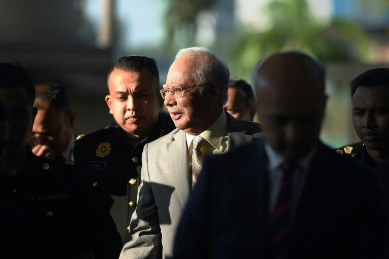 Najib, his family members and inner circle are accused of plundering billions of dollars from Malaysia's sovereign wealth fund