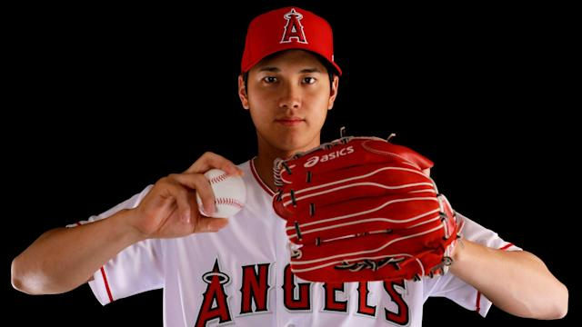 Shohei Ohtani could turn the AL West upside-down — if his poor spring training doesn't carry over. (AP)
