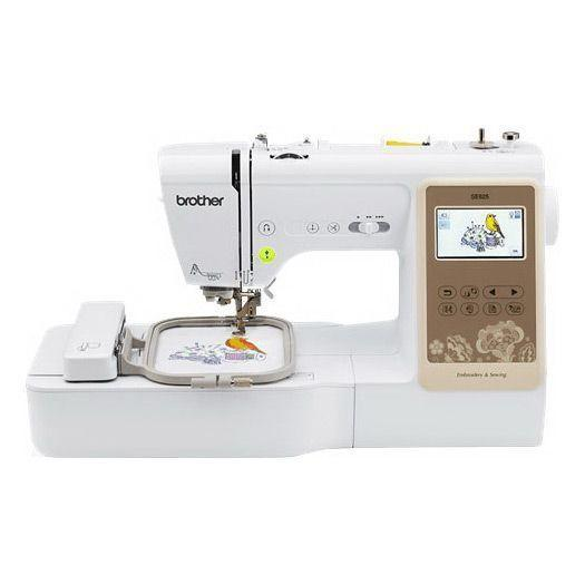 """<p><strong>Brother </strong></p><p>sewingmachinesplus.com</p><p><strong>$319.00</strong></p><p><a href=""""https://go.redirectingat.com?id=74968X1596630&url=https%3A%2F%2Fwww.sewingmachinesplus.com%2Fbrother-se625-sewing-embroidery.php&sref=https%3A%2F%2Fwww.goodhousekeeping.com%2Fappliances%2Fg16%2Fsewing-machine-reviews%2F"""" rel=""""nofollow noopener"""" target=""""_blank"""" data-ylk=""""slk:Shop Now"""" class=""""link rapid-noclick-resp"""">Shop Now</a></p><p>If you want embroidery capabilities, make sure to shop for an embroidery machine in particular. This model offers excellent features, without as high of a price tag. The large, in color, <strong>LCD screen makes it easy to preview and edit all embroidery designs</strong>. Although the machine already has 80 build in designs, there's a USB port to import your own designs, plus thousands of options from Brother online. With free motion sewing, a bright work area, and an automatic needle threader, this machine can do both embroidery and standard sewing. You can make your own clothes then personalize them with embroidery designs and text. </p>"""