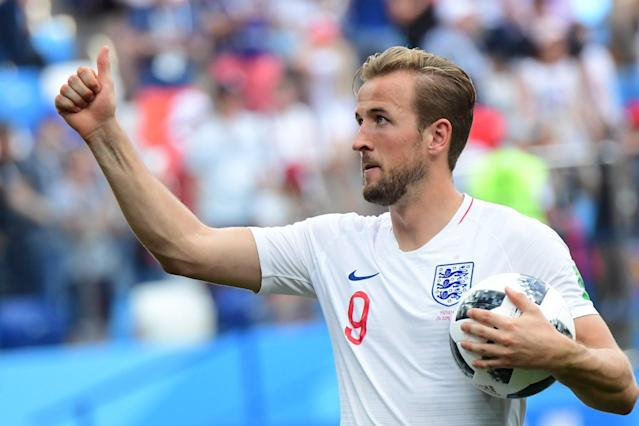 Kane and England enjoyed a memorable World Cup in Russia