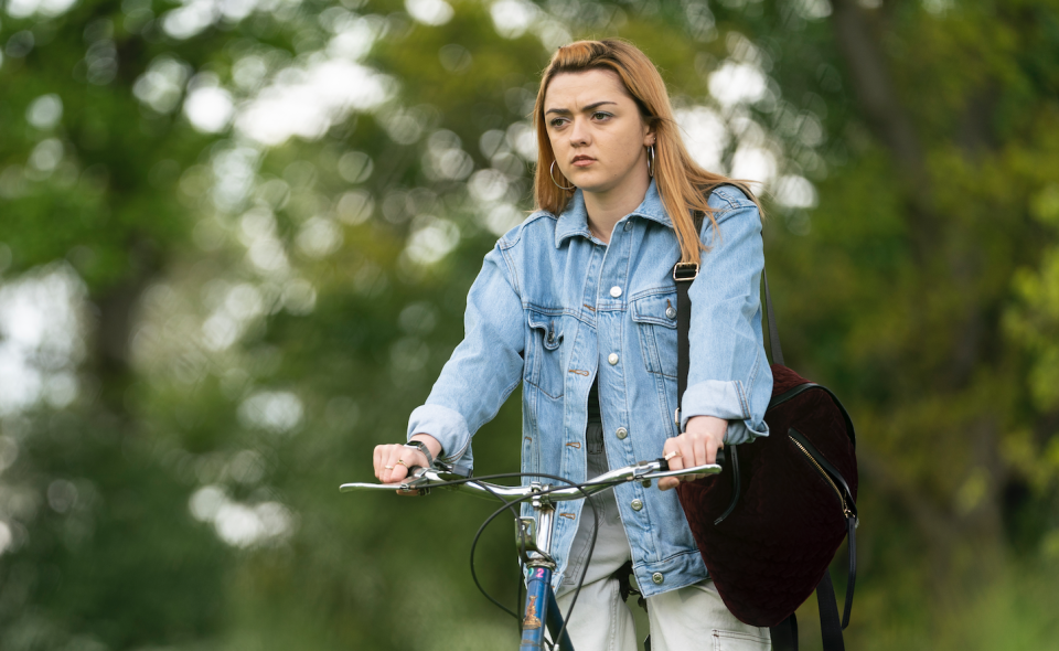 """Maisie Williams in """"The Owners"""" (RLJE Films)"""