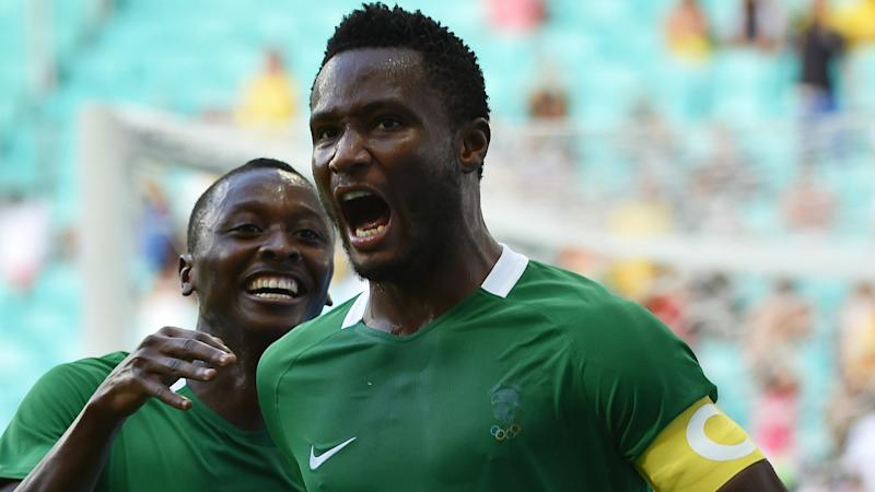 EXTRA TIME: Super Eagles celebrate captain Obi Mikel at 30