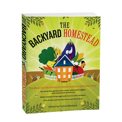 """<p>goodhousekeeping.com</p><p><strong>$18.95</strong></p><p><a href=""""https://shop.goodhousekeeping.com/backyard-homestead.html"""" rel=""""nofollow noopener"""" target=""""_blank"""" data-ylk=""""slk:SHOP NOW"""" class=""""link rapid-noclick-resp"""">SHOP NOW</a></p><p>If you have ¼ acre of land (or even less!), you can produce your own vegetables, fruits, grains, eggs, and more — this book shares garden plans, landscaping tips, planting tricks, chicken coop ideas, and more. </p>"""