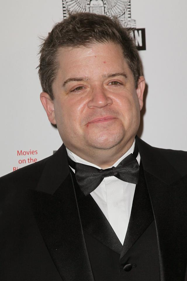 BEVERLY HILLS, CA - NOVEMBER 15:  Comedian Patton Oswalt attends the 26th American Cinematheque Award Gala honoring Ben Stiller at The Beverly Hilton Hotel on November 15, 2012 in Beverly Hills, California.  (Photo by David Livingston/Getty Images)