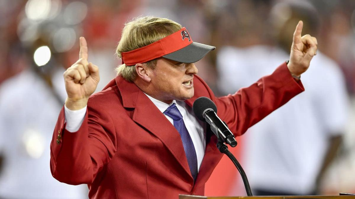, Gruden's vulgar emails cc'd Tampa leaders, The Evepost National News