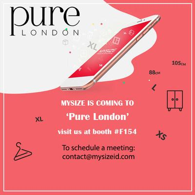 My Size will be located at stand F154 within the Olympia London exhibition hall