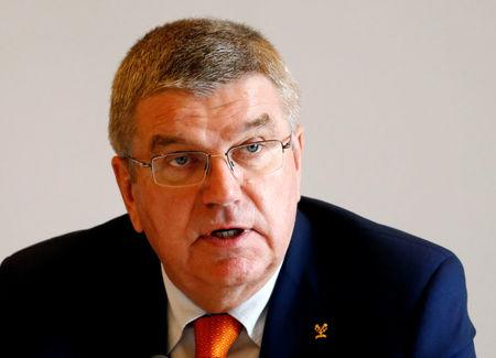 International Olympic Committee (IOC) President Thomas Bach