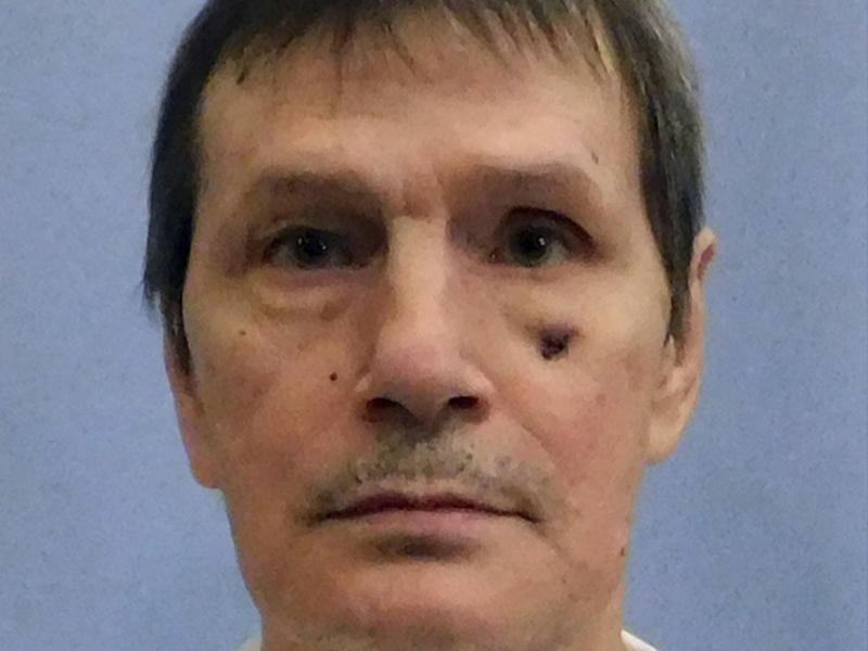 Doyle Lee Hamm, who is on death row in Alabama: AP