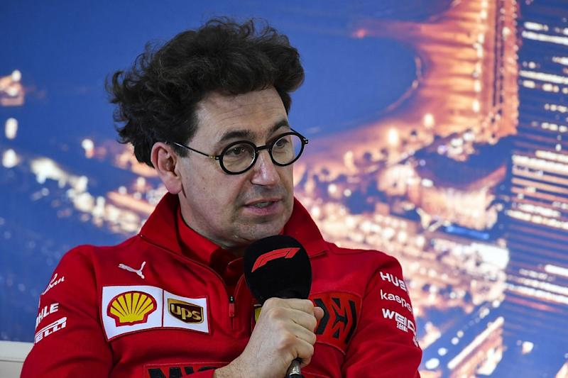 F1 season could only end in January next year - Ferrari boss