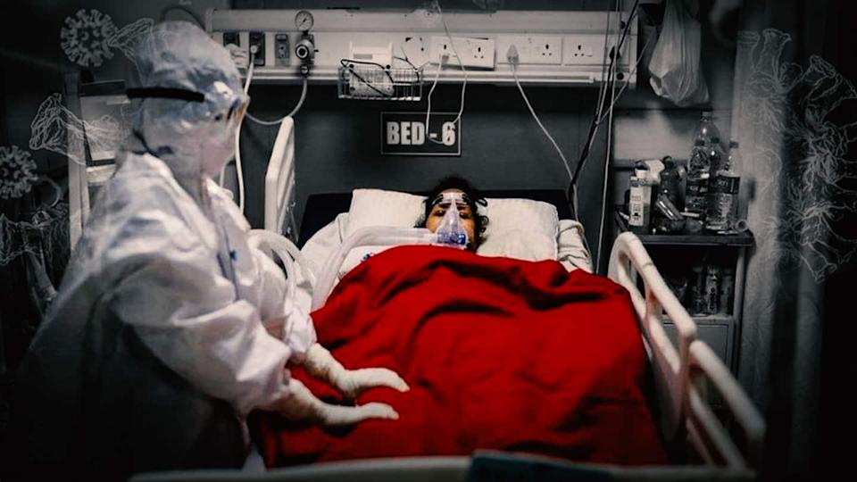 After second wave, COVID-19 group suggests preparing for 23% hospitalizations