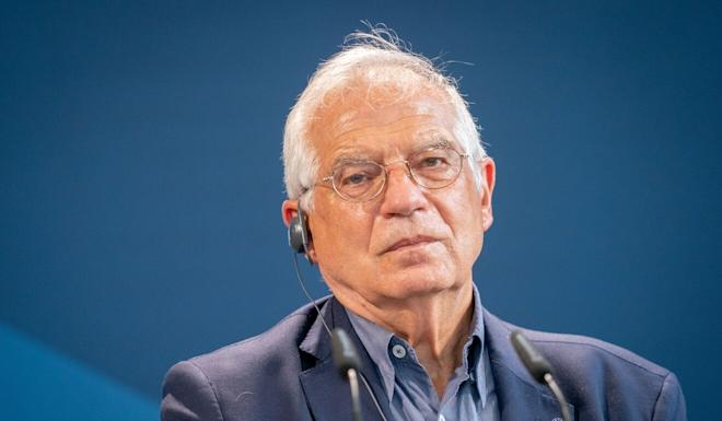 "The European Union Commissioner for Foreign Affairs Josep Borrell says China is becoming a ""new empire"". Photo: dpa"