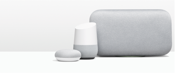 Google Home products