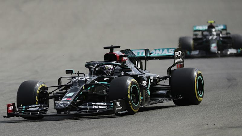 F1 2020: Hamilton continues F1 dominance with victory in Belgium