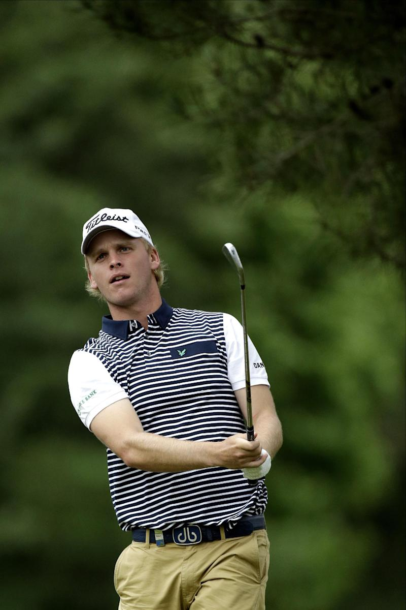 Madsen leads at Alfred Dunhill