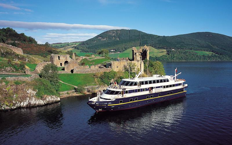 Lord of the Glens - Hebridean Island Cruises