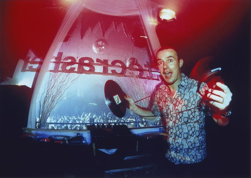 UNSPECIFIED - CIRCA 2000: Photo of JUDGE JULES; (Photo by Jon Super/Redferns)