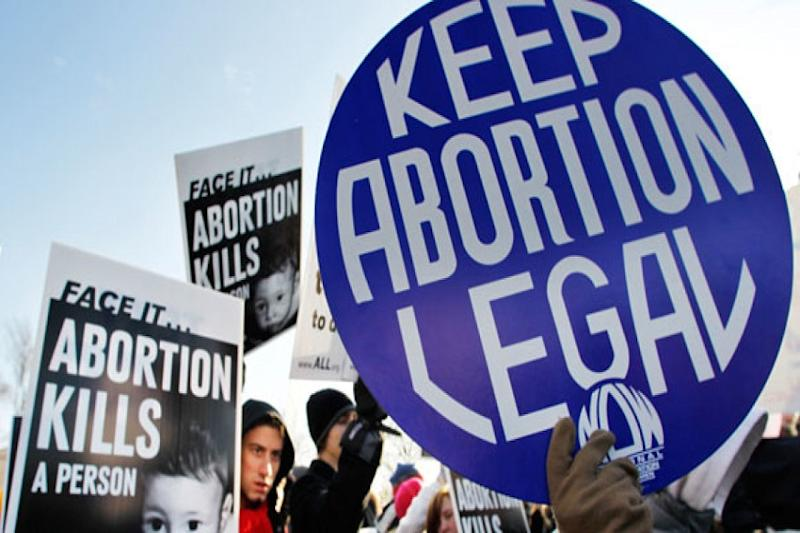 Protests Break Out as Court Weighs Fate of Missouri's Sole Abortion Clinic