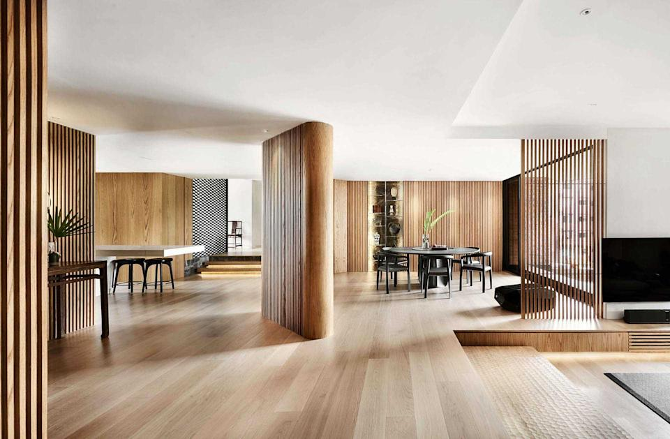 The Ryokan Modern by Singapore design firm Upstairs, which won the Best Design Firm of the Year at the Singapore Interior Design Awards 2020. (PHOTO: Upstairs)
