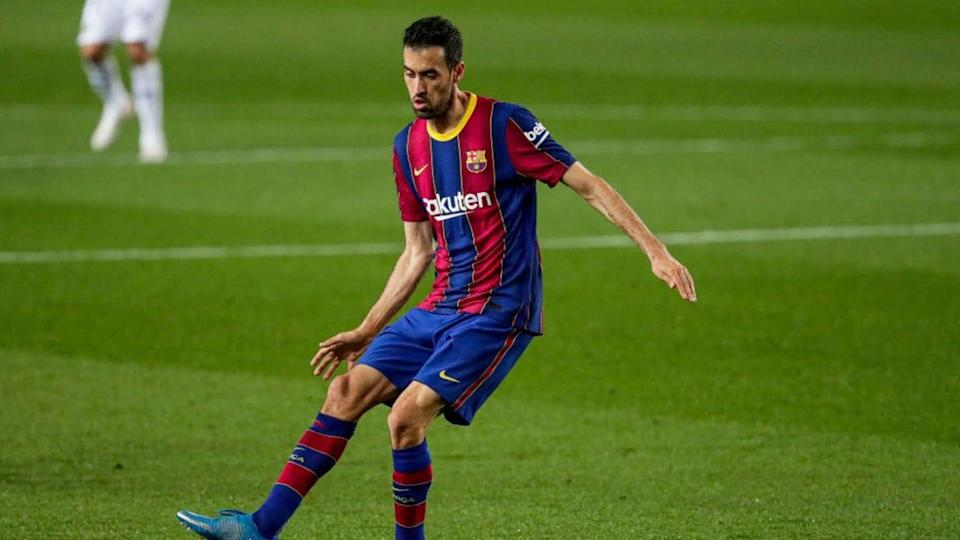 Sergio Busquets | Soccrates Images/Getty Images