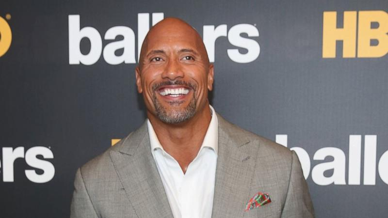 Dwayne 'the Rock' Johnson is Hollywood's Highest-Paid Actor, Says Forbes