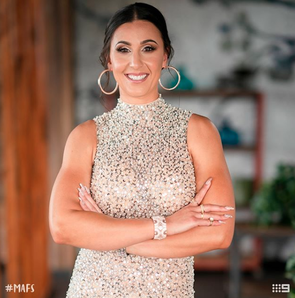 Amanda from this year's MAFS season has also made a number of public comments. Photo: Instagram/ amanda.m.micallef