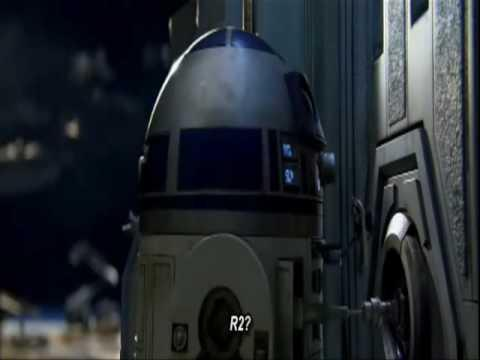 """<p>Everybody loves the foul-mouthed little droid who speaks in only bleeps and bloops. How many times did R2 save the day? Sure, that might have been because he was <a href=""""https://www.esquire.com/entertainment/movies/a30182485/r2-d2-narrating-to-c3po-star-wars-the-rise-of-skywalker-end-theory/"""" rel=""""nofollow noopener"""" target=""""_blank"""" data-ylk=""""slk:an unreliable narrator"""" class=""""link rapid-noclick-resp"""">an unreliable narrator</a> of this story. But we adore him anyway.</p><p><a href=""""https://www.youtube.com/watch?v=jXTGzKkTTLk"""" rel=""""nofollow noopener"""" target=""""_blank"""" data-ylk=""""slk:See the original post on Youtube"""" class=""""link rapid-noclick-resp"""">See the original post on Youtube</a></p>"""