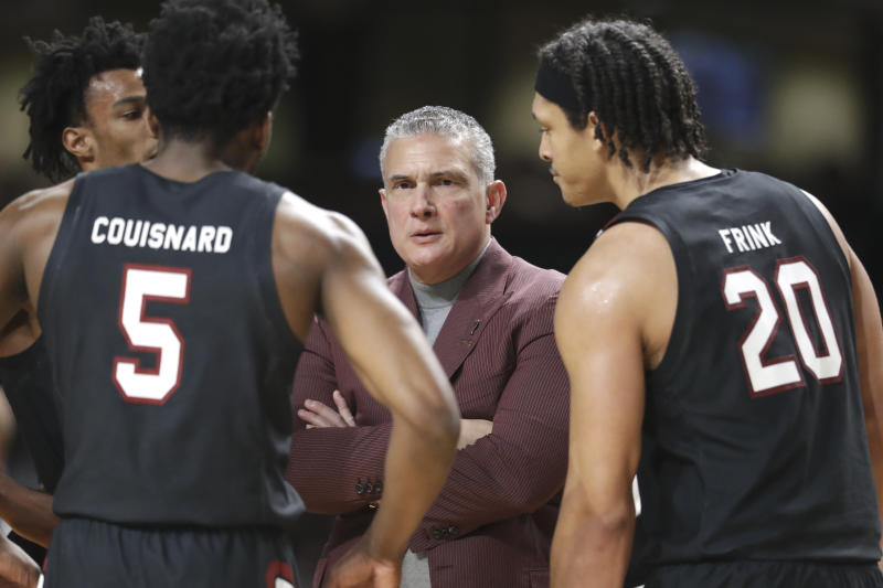 South Carolina's Martin to chair hoops committee on race