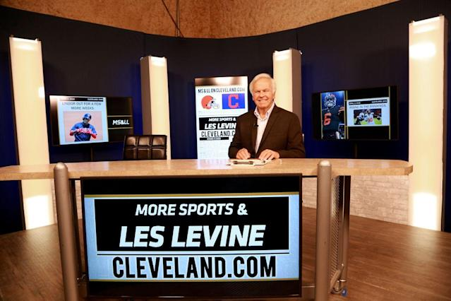 Previewing Browns vs. Steelers: Thursday's 'More Sports & Les Levine'