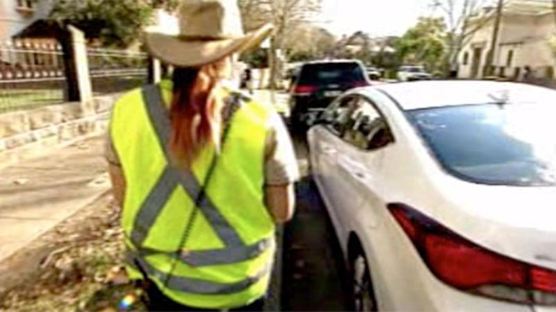 Worst parking ticket streets in Sydney